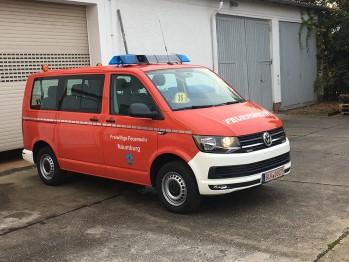 Feuerwehr Naumburg T4