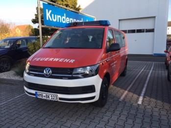 Feuerwehr Naumburg T6