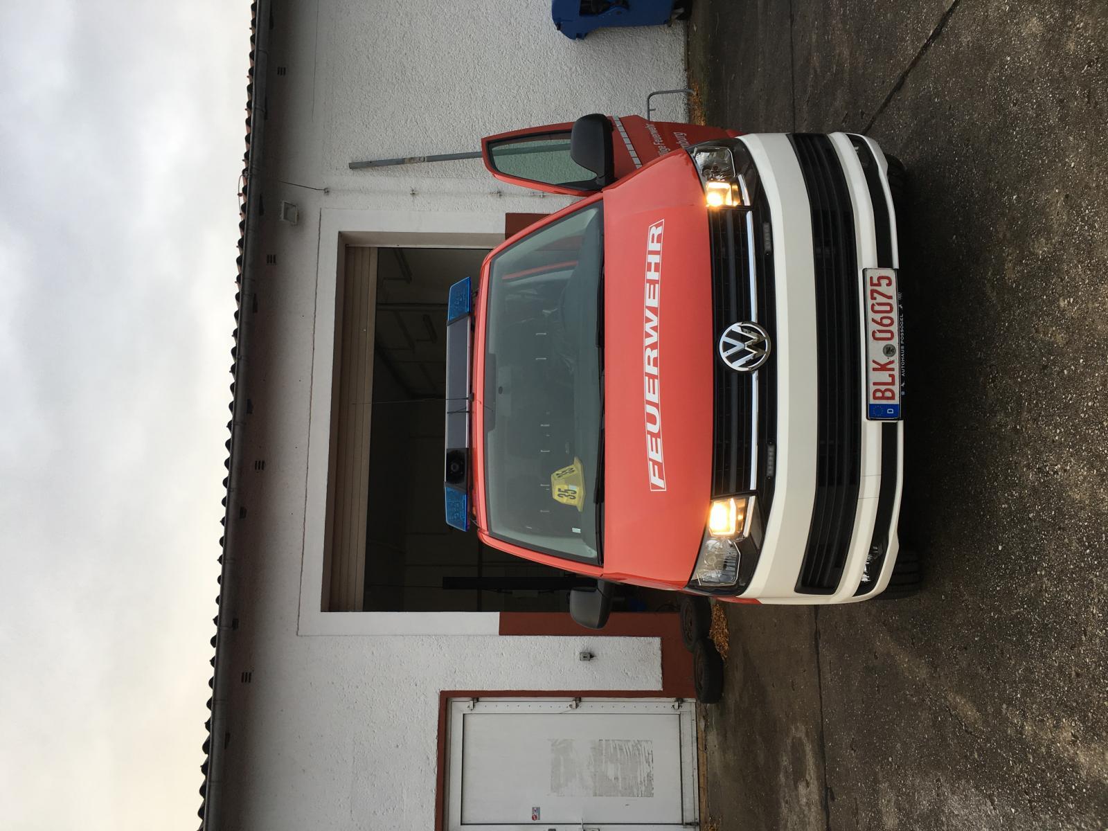 Feuerwehr Naumburg T5