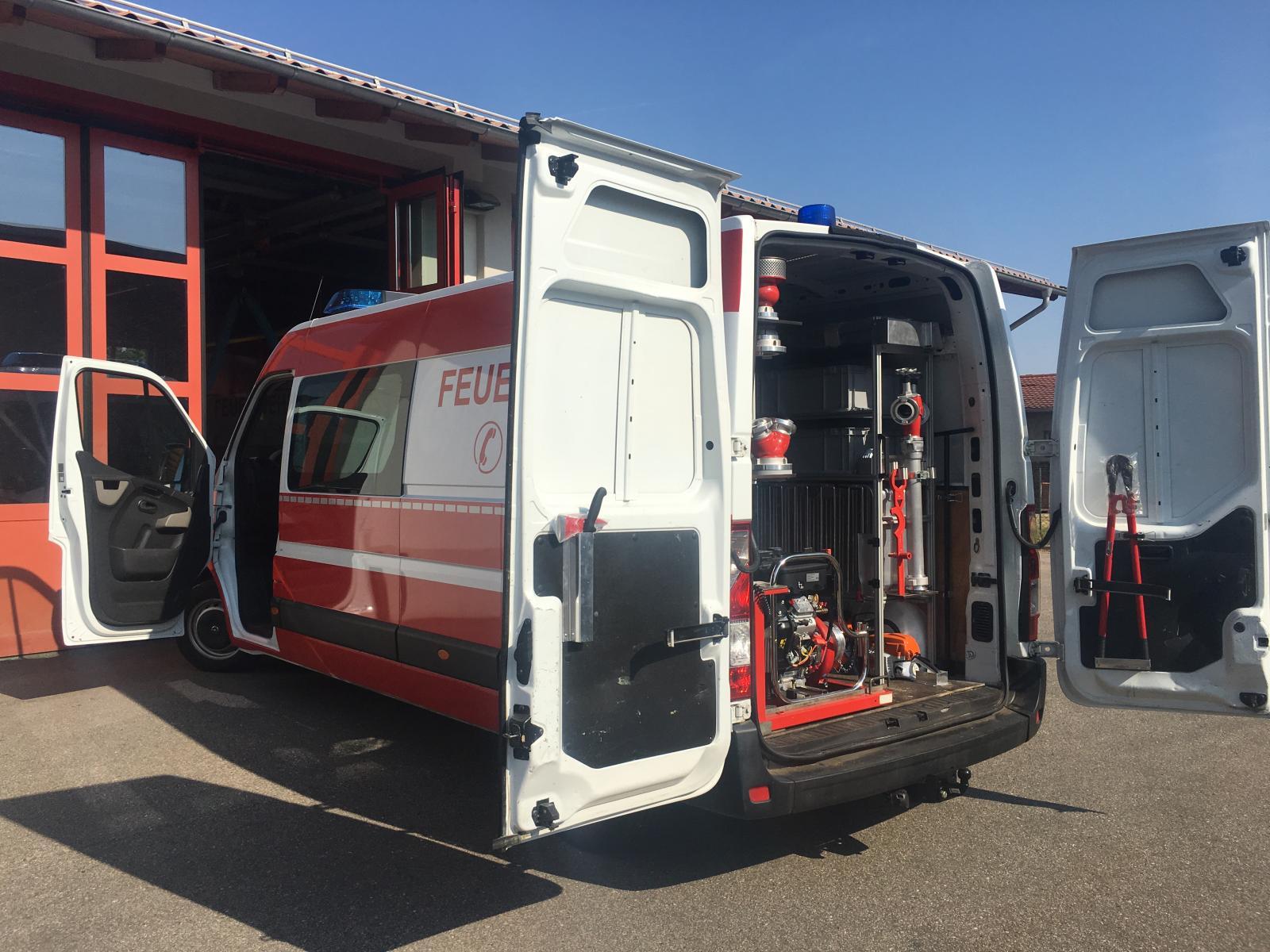 Feuerwehr Großwilsdorf